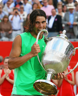 Nadal Captures The 2008 Artois Chamionships
