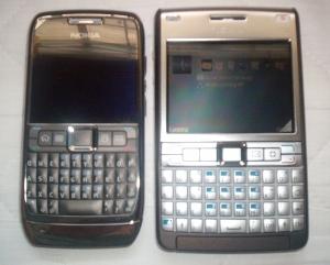 My E61i and E71