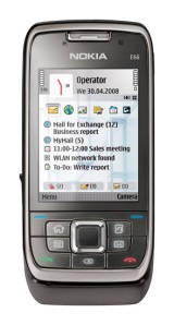 Nokia E66 Grey Streel - I find this sexier.